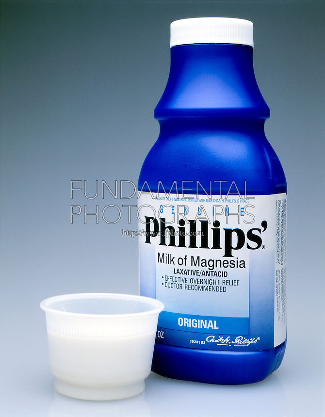 MILK OF MAGNESIA<br />