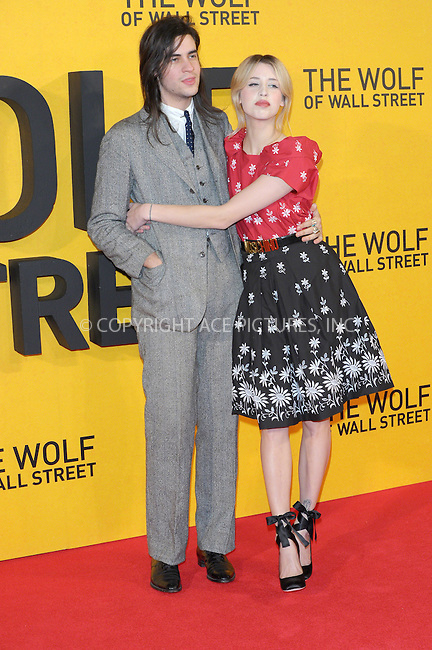 WWW.ACEPIXS.COM<br /> <br /> US Sales Only<br /> <br /> January 9 2014, London<br /> <br /> Peaches Geldof arriving at the UK Premiere of The Wolf of Wall Street at the Odeon Leicester Square on January 9, 2014 in London, England<br /> <br /> By Line: Famous/ACE Pictures<br /> <br /> <br /> ACE Pictures, Inc.<br /> tel: 646 769 0430<br /> Email: info@acepixs.com<br /> www.acepixs.com