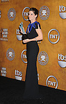 LOS ANGELES, CA. - January 23: Sandra Bullock poses in the press room at the 16th Annual Screen Actors Guild Awards held at The Shrine Auditorium on January 23, 2010 in Los Angeles, California.