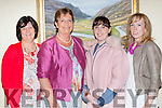 Joan Desmond, Ann Saunders, Catriona fealy and Charlene Courtney dressed to impress at the Knockanes NS night of style and fun in the Plaza Hotel on Wednesday night