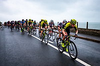 Picture by Alex Whitehead/SWpix.com - 17/06/2018 - Cycling - 2018 OVO Energy Women's Tour - Stage 5, Dolgellau to Colwyn Bay - Mitchelton Scott.