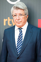 "Enrique Cerezo attends to the presentation of the ""Premios Platino"" at Palacio de Cristal in Madrid. April 07, 2017. (ALTERPHOTOS/Borja B.Hojas) (NortePhoto.com)"