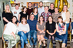 Merlin Hicks from Thurles celebrated his surprised 40th birthday surrounded by friends and family from Kerry in the Old Killarney Inn last Saturday night.