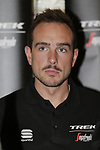 John Degenkolb (GER) Trek-Segafredo press conference in Dusseldorf before the 104th edition of the Tour de France 2017, Dusseldorf, Germany. 30th June 2017.<br /> Picture: Eoin Clarke | Cyclefile<br /> <br /> <br /> All photos usage must carry mandatory copyright credit (&copy; Cyclefile | Eoin Clarke)