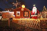 Weihnachtsmarkt in Sarajevo / Christmas fair in Sarajevo