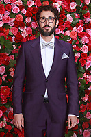 NEW YORK, NY - JUNE 10:  Josh Groban at the 72nd Annual Tony Awards at Radio City Music Hall in New York City on June 10, 2018.