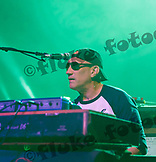 Danny Louis with Gov't Mule at Fort Tuthill County Park, Flagstaff, AZ on July 10, 2015.