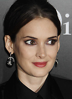 Winona Ryder, 2010, Photo By John Barrett/PHOTOlink