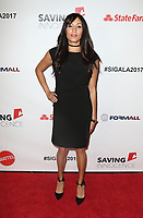 HOLLYWOOD, CA - SEPTEMBER 30: Tehmina Sunny, at The 6th Annual Saving Innocence Gala at Loews Hollywood Hotel, California on September 30, 2017. Credit: Faye Sadou/MediaPunch