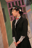 The Akiba Shechechter Middle School performed a dress rehearsal of the musical, Mary Poppins this past Friday to prepare for their Sunday afternoon performance at Kenwood Academy located at 51st and Lake Park.<br /> <br /> Goldie Blisko as Mary Poppins