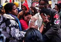 UNITED STATES, NEW YORK,  November 19, 2011.. Ivan Cabrera Celebrate his symbolic gay wedding at Zuccotti Park, In Lower Manhattan New York November 19, 2011. VIEWpress /Kena Betancur.