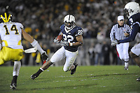 18 October 2008:  Penn State RB Evan Royster (22) ran for 176 yards and a TD.    The Penn State Nittany Lions defeated the Michigan Wolverines 46-17 October 18, 2008 at Beaver Stadium in State College, PA..