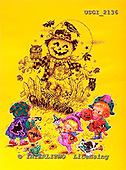 GIORDANO, CUTE ANIMALS, LUSTIGE TIERE, ANIMALITOS DIVERTIDOS, Halloween, paintings+++++,USGI2136,#AC#