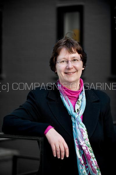 Annik Bosschaerts from The Bank Of New York Mellon (Belgium, 26/03/2012)