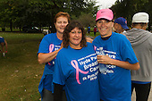 Runners and walkers came together Saturday to help promote awareness for breast cancer screenings during the 2016 Hyde Park Breast Cancer Walk / Run along the lakefront.<br /> <br /> 5350 - Vickie Carra, Jenny Clarke and Cindy Gustafson pose for a photo before the race. <br /> <br /> Please 'Like' &quot;Spencer Bibbs Photography&quot; on Facebook.<br /> <br /> All rights to this photo are owned by Spencer Bibbs of Spencer Bibbs Photography and may only be used in any way shape or form, whole or in part with written permission by the owner of the photo, Spencer Bibbs.<br /> <br /> For all of your photography needs, please contact Spencer Bibbs at 773-895-4744. I can also be reached in the following ways:<br /> <br /> Website &ndash; www.spbdigitalconcepts.photoshelter.com<br /> <br /> Text - Text &ldquo;Spencer Bibbs&rdquo; to 72727<br /> <br /> Email &ndash; spencerbibbsphotography@yahoo.com
