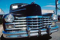 CHROME ON CARS<br /> Front End, 1940's Packard