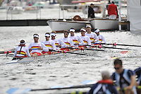 Henley, GREAT BRITAIN,  Thames Challenege Cup, Tideway Scullers School. 2008 Henley Royal Regatta  on Saturday, 05/07/2008,  Henley on Thames. ENGLAND. [Mandatory Credit:  Peter SPURRIER / Intersport Images] Rowing Courses, Henley Reach, Henley, ENGLAND . HRR