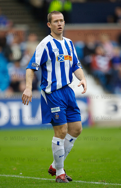 Frazer Wright, Kilmarnock.stock season 2006-2007.pic willie vass