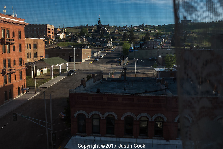 Scenes from Montana in Butte, MT on Thursday, June 8, 2017. (Justin Cook)