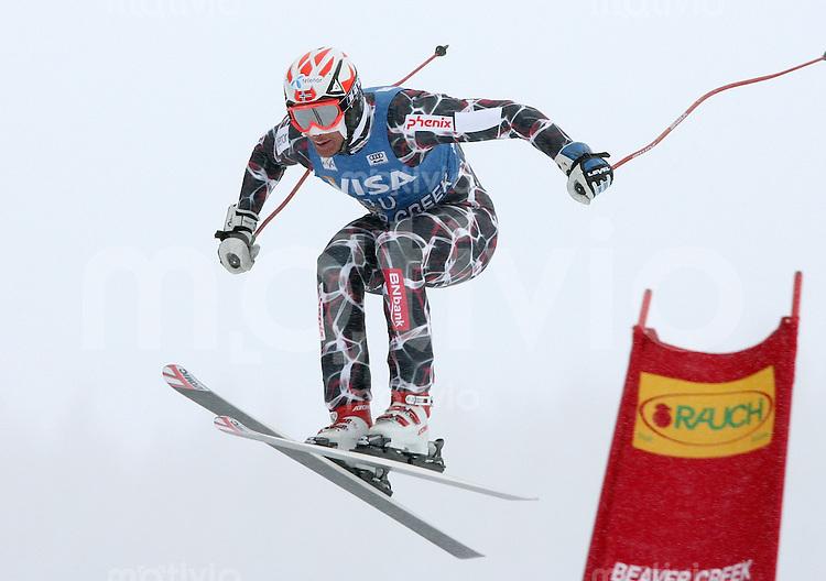 Ski Alpin; Saison 2006/2007   Training Herren Aksel Lund Svindal (NOR)