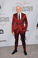 LOS ANGELES - JAN 27:  Anthony Carrigan at the 25th Annual Screen Actors Guild Awards at the Shrine Auditorium on January 27, 2019 in Los Angeles, CA