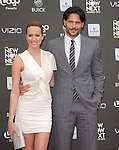Joe Manganiello and  Audria Marie at Logo's New Now Next Awards held at Avalon in Hollywood, California on April 07,2011                                                                               © 2010 Hollywood Press Agency