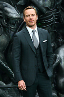 Michael Fassbender at the Alien: Covenant - World Premiere at the Odeon Leicester Square, London on May 4th 2017<br /> CAP/ROS<br /> &copy;ROS/Capital Pictures /MediaPunch ***NORTH AND SOUTH AMERICAS ONLY***