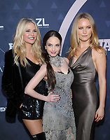 NEW YORK, NY - DECEMBER 4:  Christie Brinkley, Alexa Ray Joel and Salior Lee Brinkley-Cook at the 32nd FN Achievement Awards at the IAC Building in New York City on December 4, 2018.  <br /> CAP/MPI/JP<br /> &copy;JP/MPI/Capital Pictures