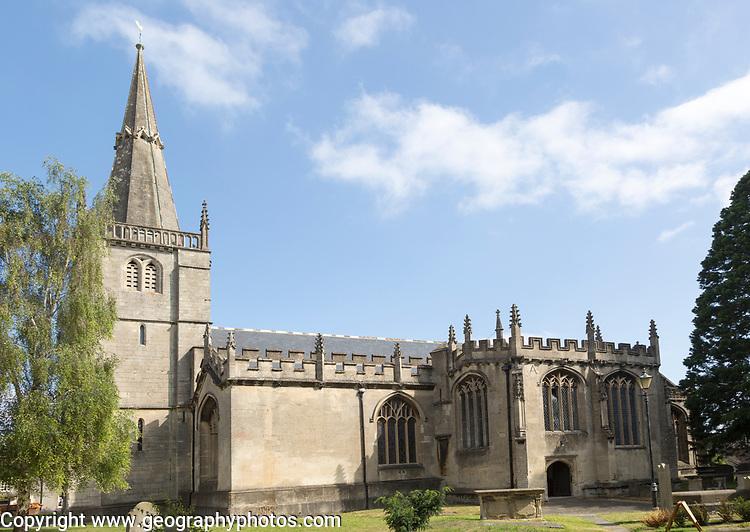 Church of Saint Andrew, Chippenham, Wiltshire, England, UK
