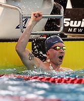 Jeremy Tasker, 50m Fly. New Zealand Short Course Swimming Championships, National Aquatic Centre, Auckland, New Zealand, Tuesday 1st October 2019. Photo: Simon Watts/www.bwmedia.co.nz/SwimmingNZ