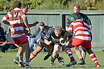 Division 2 WOB v Huia, Jubilee Park, Richmond, Nelson, New Zealand. Saturday 31 May 2014. Photo: Barry Whitnall/www.shuttersport.co.nz