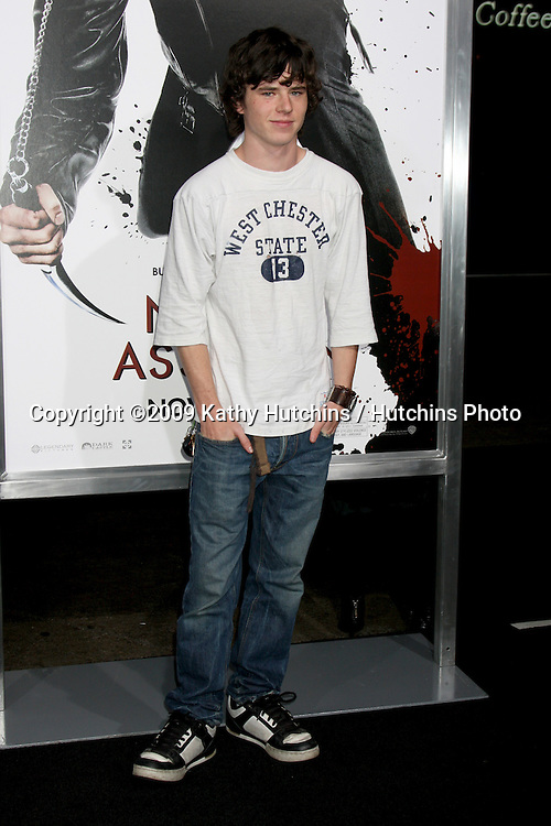 "Charlie McDermott.arriving at the Premiere Of Warner Bros. ""Ninja Assassin"" .Grauman's Chinese Theater.Los Angeles,  CA.November 19, 2009.©2009 Kathy Hutchins / Hutchins Photo."