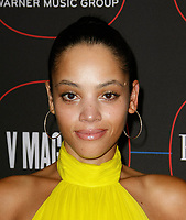 LOS ANGELES, CA - FEBRUARY 07: Bianca Lawson attends the Warner Music Pre-Grammy Party at the NoMad Hotel on February 7, 2019 in Los Angeles, California.  <br /> CAP/MPI/IS<br /> &copy;IS/MPI/Capital Pictures