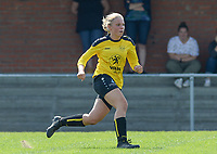 DVK Egem - Club Brugge Dames B :  Camille Godderis <br /> Foto David Catry | VDB | Bart Vandenbroucke