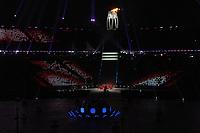 OLYMPIC GAMES: PYEONGCHANG: 09-02-2018, PyeongChang Olympic Stadium, Olympic Games, Opening Ceremony, ©photo Martin de Jong