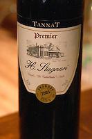 Tannat Premier H Stagnari Vinedos La Caballada Bodega Vinos Finos H Stagnari Winery, La Puebla, La Paz, Canelones, Montevideo, Uruguay, South America