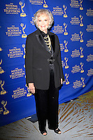 LOS ANGELES - JUN 20: June Lockhart at The 41st Daytime Creative Arts Emmy Awards Gala in the Westin Bonaventure Hotel on June 20th, 2014 in Los Angeles, California