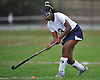 Kayla Brown #3 of Baldwin makes a pass during a Nassau County Conference I varsity field hockey match against New Hyde Park at Baldwin High School on Wednesday, Sept. 28, 2016. Baldwin won by a score of 2-0.