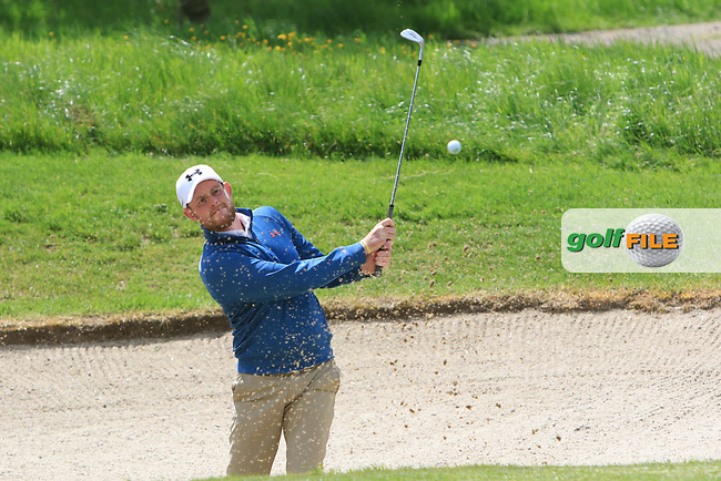 Matthew McClean (Malone) on the 2nd during Round 4 of the Ulster Stroke Play Championships at Galgorm Castle Golf Club, Ballymena, Northern Ireland. 28/05/19<br /> <br /> Picture: Thos Caffrey / Golffile<br /> <br /> All photos usage must carry mandatory copyright credit (© Golffile | Thos Caffrey)