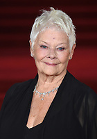 Dame Judi Dench<br /> at the &quot;Murder on the Orient Express&quot; premiere held at the Royal Albert Hall, London<br /> <br /> <br /> &copy;Ash Knotek  D3344  03/11/2017