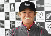 29th September 2017, Windross Farm, Auckland, New Zealand; LPGA McKayson NZ Womens Open, second;  New Zealand's leading amateur Amelia Garvey