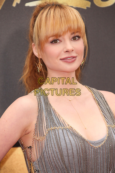 Burbank, CA - April 09 Ashley Rickards Attending 25th Annual MTV Movie Awards at Warner Brothers Studios On April 09, 2016. <br /> CAP/ADM/FS<br /> &copy;FS/ADM/Capital Pictures