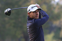 Joakim Lagergren (SWE) on the 14th tee during Round 1 of the UBS Hong Kong Open, at Hong Kong golf club, Fanling, Hong Kong. 23/11/2017<br /> Picture: Golffile | Thos Caffrey<br /> <br /> <br /> All photo usage must carry mandatory copyright credit     (&copy; Golffile | Thos Caffrey)
