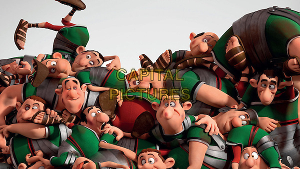 SCENE<br /> in Asterix: Le domaine des dieux (2014) <br /> *Filmstill - Editorial Use Only*<br /> CAP/NFS<br /> Image supplied by Capital Pictures