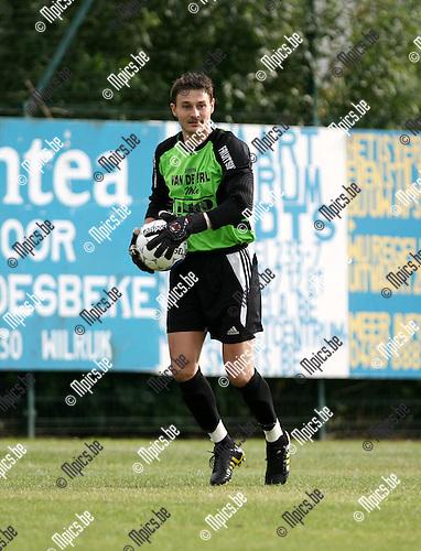 2010-07-21 / Seizoen 2010-2011 / Voetbal / K. Rupel Boom / Olivier Van Impe..Foto: mpics