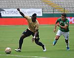 Deportivo Cali no pudo con las Águilas Doradas: el juego de la fecha 6 del Clausura 2015, disputado en Palmaseca, terminó empatado 0-0.
