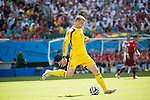 Manuel Neuer (GER), JUNE 16, 2014 - Football / Soccer : FIFA World Cup Brazil 2014 Group G match between Germany 4-0 Portugal at Arena Fonte Nova in Salvador, Brazil. (Photo by Maurizio Borsari/AFLO)
