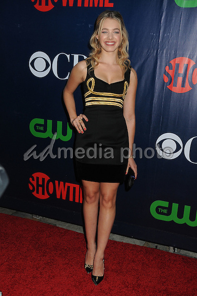 10 August 2015 - West Hollywood, California - Sadie Calvano. CBS, CW, Showtime 2015 Summer TCA Party held at The Pacific Design Center. Photo Credit: Byron Purvis/AdMedia