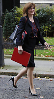 OCT 16 Cabinet Meeting at Downing Street