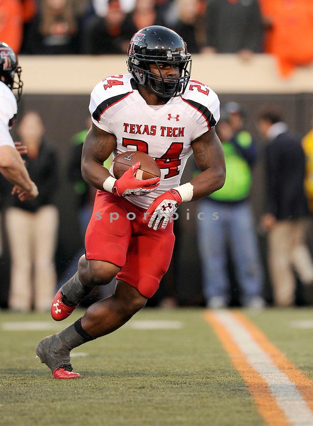 Texas Tech, Eric Stephens